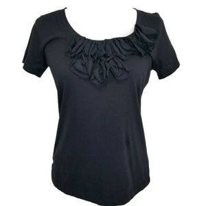 Chelsea Theodore S Small Top Blue Pima Cotton